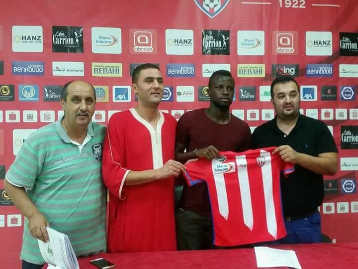 المغرب التطواني يضم لاعبًا إيفواريًا