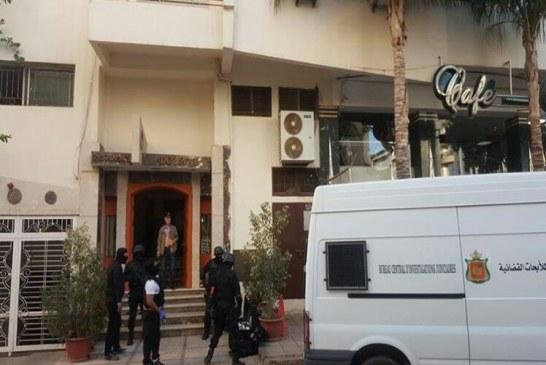 تفاصيل تفكيك خلية إرهابية كانت تستهدف أماكن حساسة لزعزعة أمن المغرب