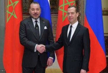تفاصيل زيارة الوزير الأول الروسي للمغرب التي ستبدأ يوم غد