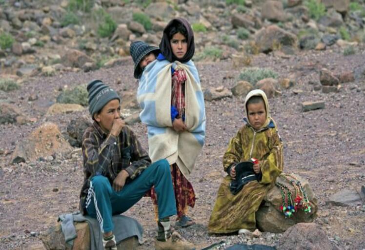 عدد فقراء المغرب يصل 2.8 مليون شخص غالبيتهم في القرى