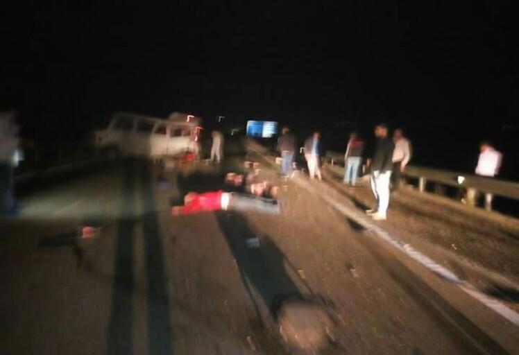 قتلى وجرحى في حادثة سير خطيرة في الطريق الوطنية الرابطة بين طنجة اصيلة