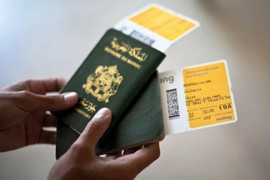 الحكومة ترفع من واجبات التمبر الخاص بإنجاز جواز السفر إلى 500 درهم