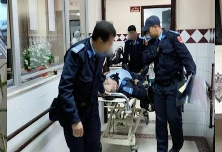 عاجل: مجرم خطير شرمل بوليسي فتطوان بسيف والضحية حالته حرجة
