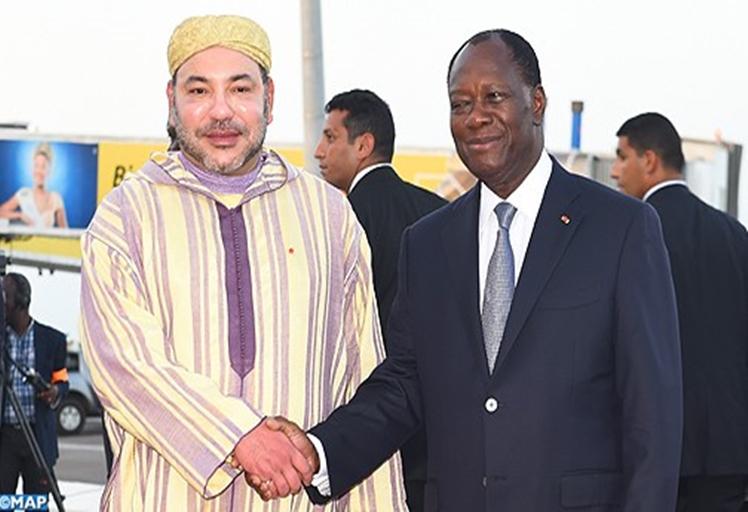 الملك محمد السادس يبدأ غدا زيارة صداقة وعمل لهذا البلد الإفريقي