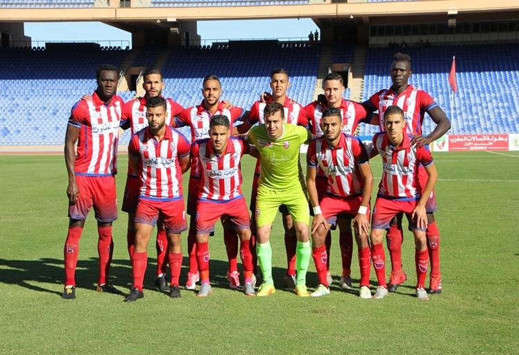 المغرب التطواني يُحقق أول فوز له بالدوري المغربي