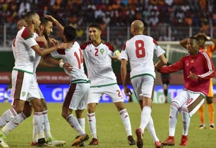 المغرب يتأهل الى النهائيات للمرة الأولى منذ 20 عاما
