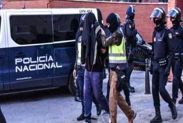 اعتقال شخص على صلة بتنظيم داعش بسبتة المحتلة