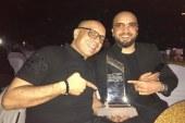 تتويج الدوزي كأفضل مغني مغربي لسنة 2017