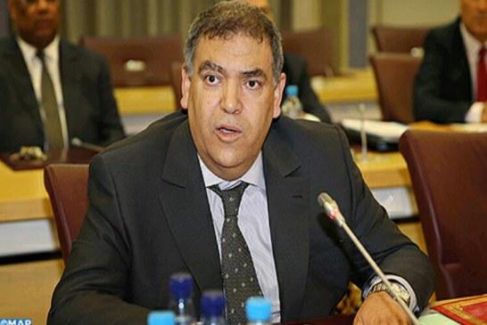 مسؤول حكومي يطمئن المغاربة ويؤكد أن الوضعية الأمنية للمملكة مستقرة