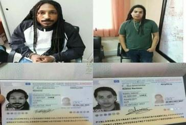 أول صورة لمرتكبي جريمة قتل مراكش بعد اعتقالهما من طرف الأمن