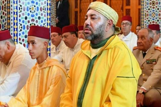 الملك محمد السادس يأمر بإقامة صلاة الاستسقاء بمساجد ربوع المملكة