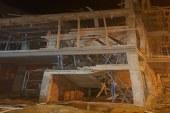 """3 جرحى.. حصيلة انهيار في ورش """"الولاية سنتر"""" بتطوان"""