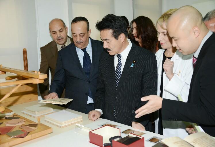 المعهد الوطني للفنون الجميلة بتطوان يستفيد من هبة يابانية