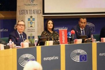 فال تجمع المغرب والإتحاد الافريقي في إحتفالية بشفشاون