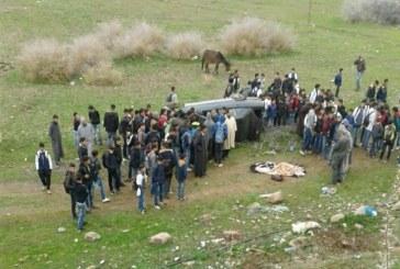مصرع تلميذ في حادث سير ضواحي شفشاون