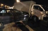 8 جرحى في حادثة سير خطيرة بحي أحريق بمرتيل