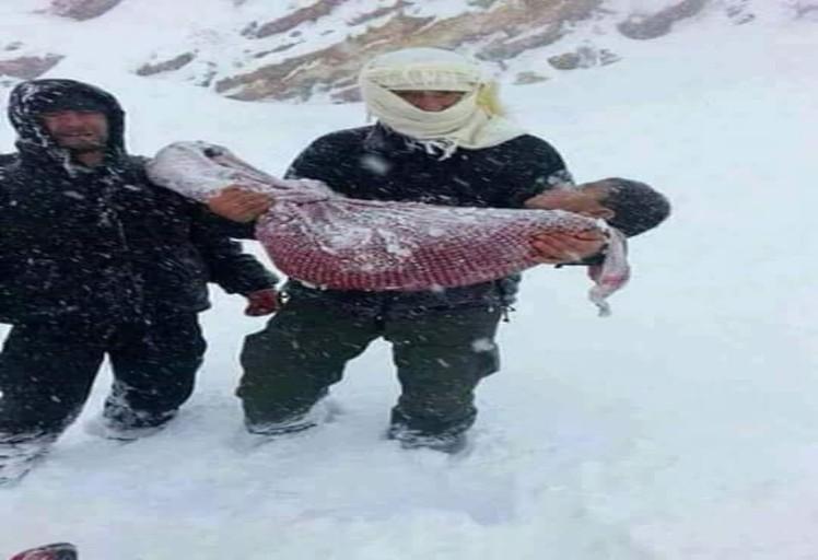 الداخلية تكشف حقيقة وفاة طفل جراء التساقطات الثلجية