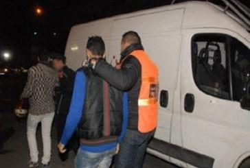 الكحول والشيرا يوقع شخصان في قبضة شرطة القصر الكبير