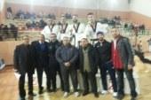البطل المرتيلي ياسين تنجمو.. لأول مرة على منصة تتويج بطولة المغرب للتكواندوا