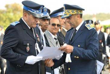 حموشي يعمّم قبعات وشارات جديدة على الأمنيين