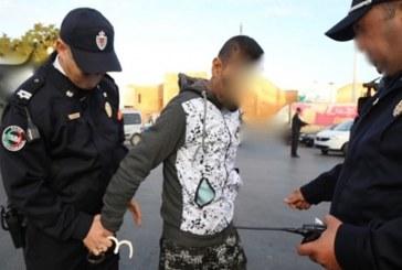شرطة تطوان توقف مروج مخدرات بحوزته 350 قرص مخدر