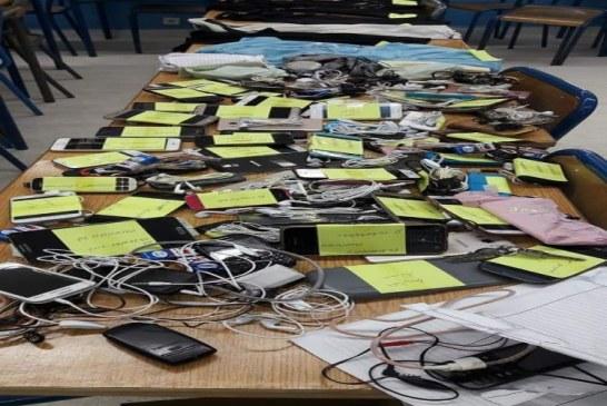 """صورة.. محجوزات ومجلس تأديبي لطلبة غشوا بكلية """"الحقوق"""" مرتيل"""