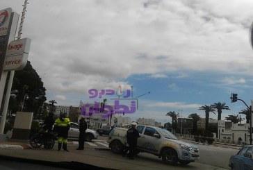 أمن تطوان يشن حملة على الدراجات النارية