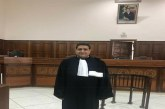 """المحامي الهيني يقرر الدفاع عن هذا """"الصحافي""""!!"""