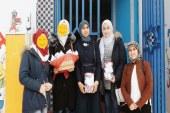 جمعية الحياة بمرتيل تحتفل بالمرأة في عيدها العالمي بطريقة خاصة