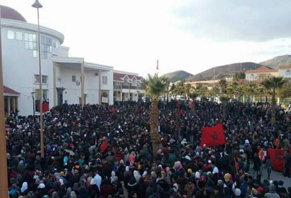 """وزارة الداخلية تؤكد منع """"التظاهر غير القانوني"""" بجرادة"""