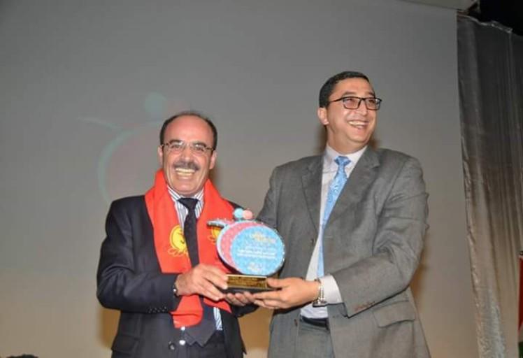 حفل افتتاح ملتقى طنجة المتوسطي للشباب والديمقراطية في دورته 2