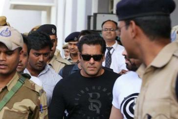 """سجن الممثل الهندي """"سلمان خان"""" خمس سنوات بتهمة الصيد الغير مشروع"""