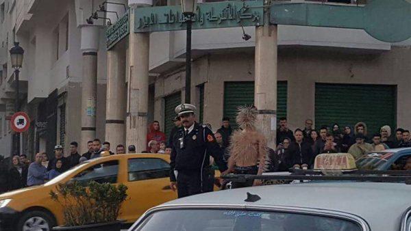 نتيجة بحث الصور عن شرطة المرور تطوان