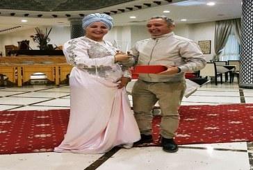 تكريم الشيف خولة عيسان..المغربية التي تجوب 600 جزيرة لتذوق طعم الثقافات