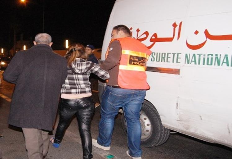 السلطات الأمنية تشن حملات تمشيط على دور الدعارة بمرتيل