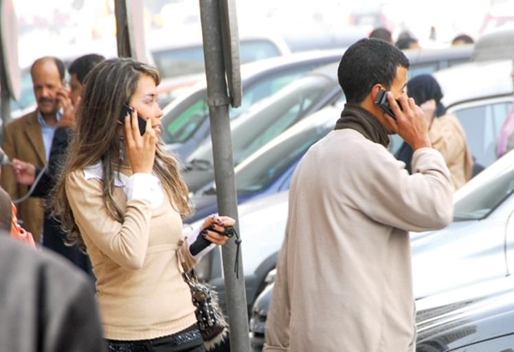 لمغاربة 33 مليون و عندهم 47 مليون مشترك فالبورطابل و عدد مشتركي الإنترنيت فاق 10 مليون
