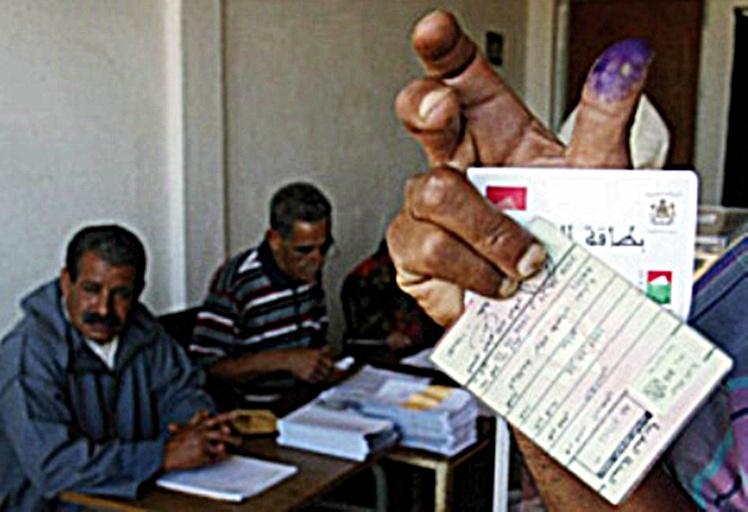 وزير الداخلية: التصويت في إقتراع 4 شتنبر 2015 بالبطاقة الوطنية فقط!!