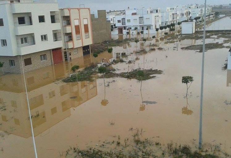 حضرية تطوان تدعو لتوخي الحذر من أمطار وعواصف رعدية ابتداء من يوم الجمعة القادم