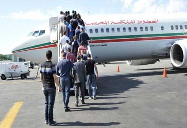 عبور 371 ألف مسافر عبر مطارات جهة طنجة تطوان الحسيمة خلال الأسدس الاول من 2016