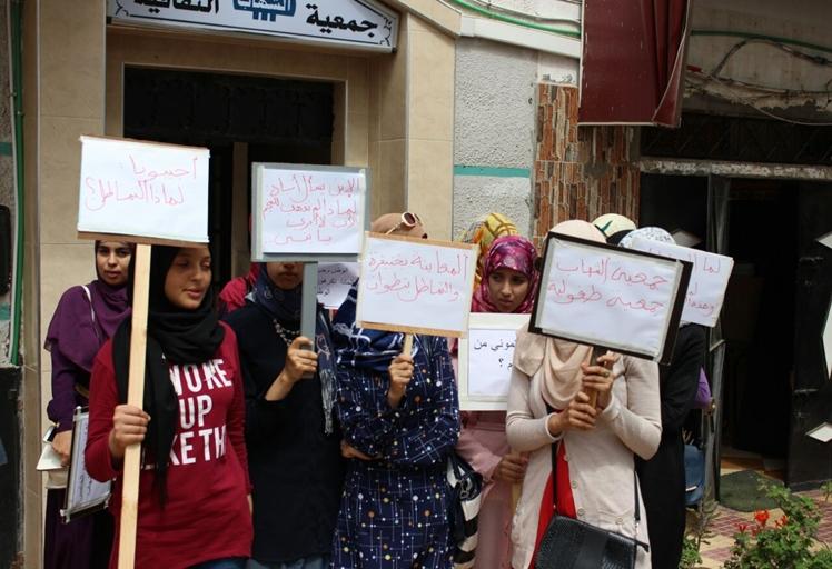 خلفيات سياسية تمنع أطفال جمعية الشهاب الثقافية من التخييم