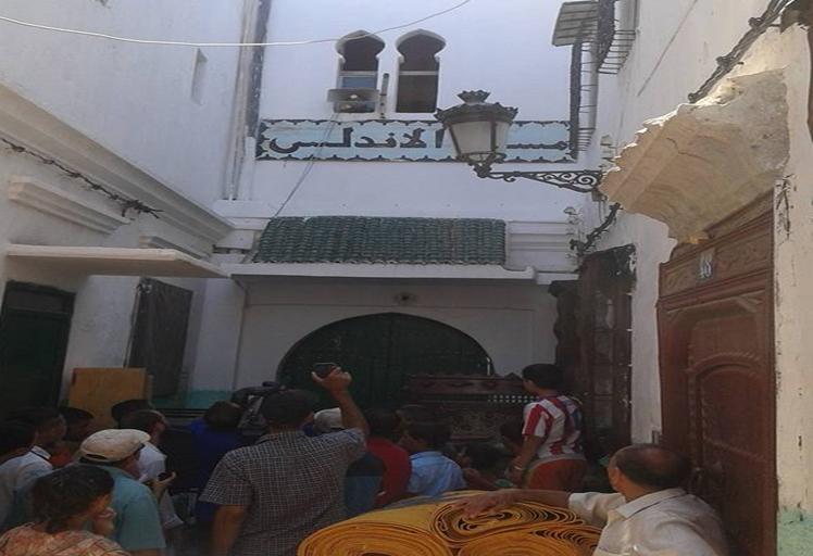 ارتفاع عدد قتلى هجوم مسجد الأندلس بتطوان.. هذه آخر الأرقام- صور