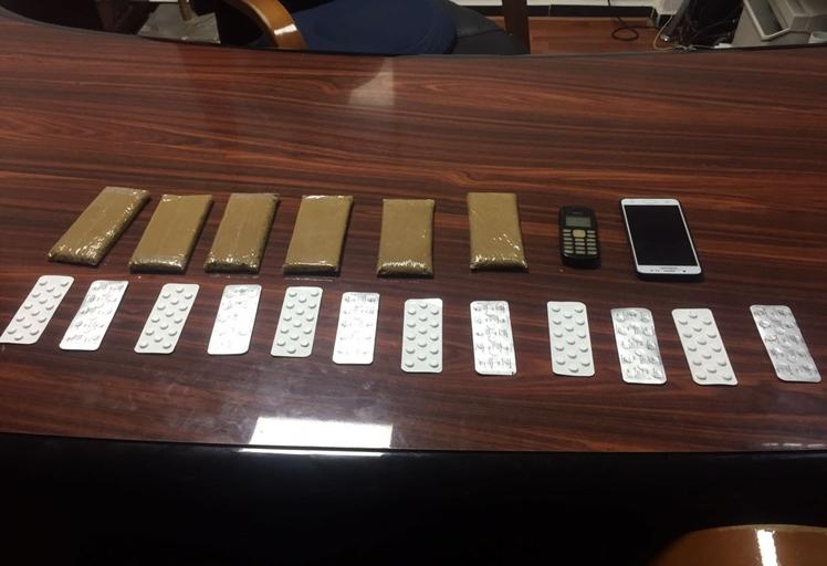 ضبط مسافرين بحوزتهم 800 قرص ريفوتريل بالمحطة الطرقية في تطوان
