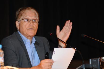 """منح جائزة الشيخ زايد للكتاب للمفكر المغربي  """"عبد الله العروي"""" كشخصية العام الثقافية"""