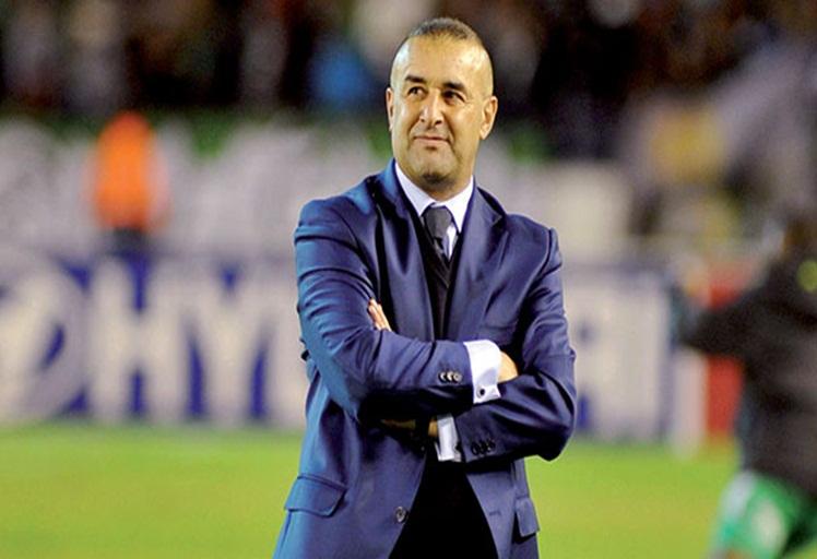 المغرب التطواني يفاوض بنشيخة لتدريبه الموسم المقبل