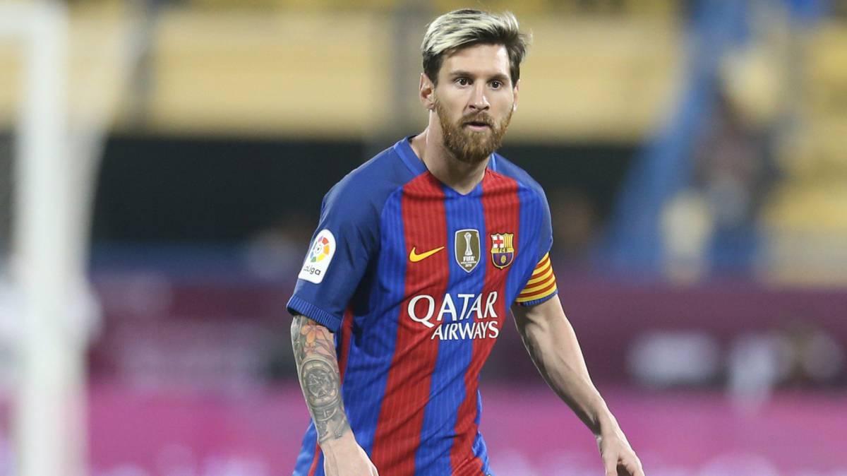 ميسي يحسم موقفه من التجديد مع برشلونة في هذا التاريخ!!