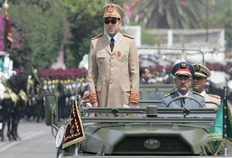"""الملك يوجه هذا """"الأمر"""" للقوات المسلحة الملكية وينوه بأداء جنود الحدود"""