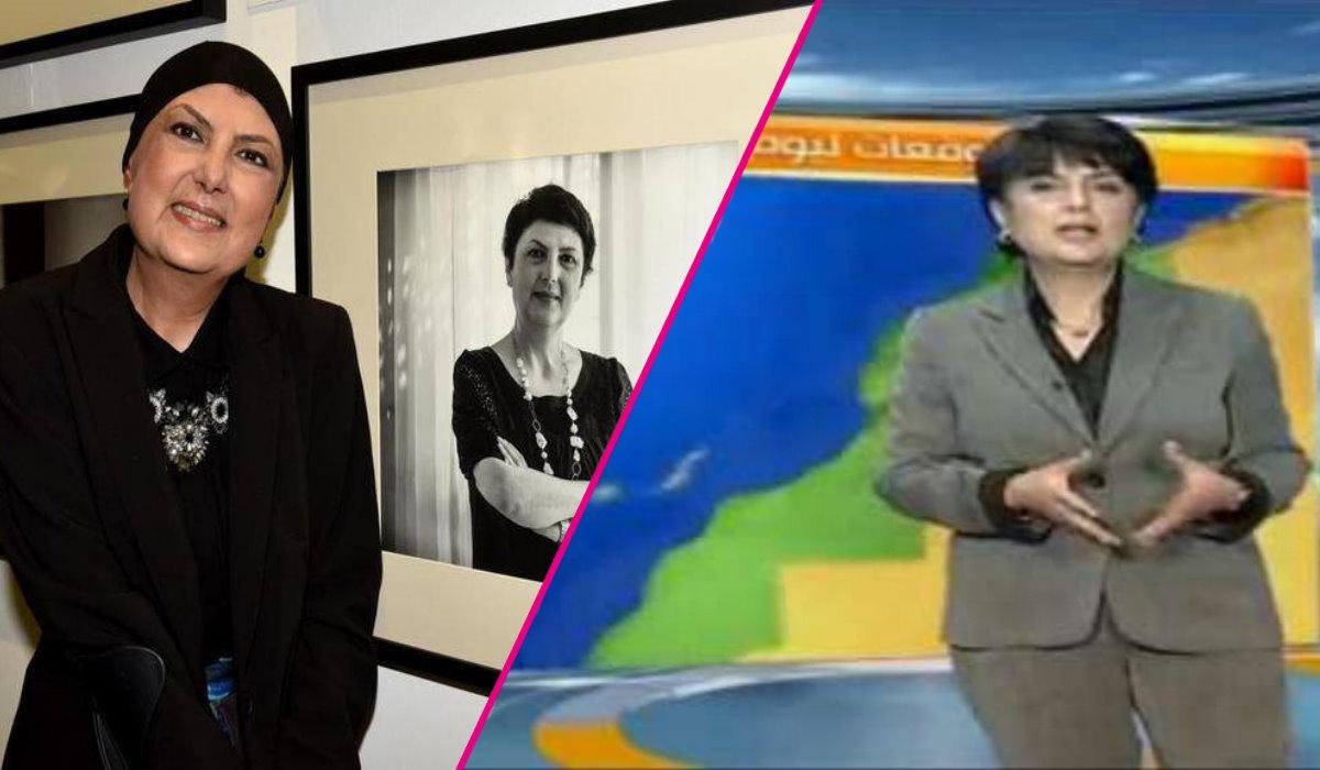 """المغرب يفقد """"سيدة الطقس"""" سميرة الفيزازي بعد معاناة مريرة مع المرض الخبيث"""