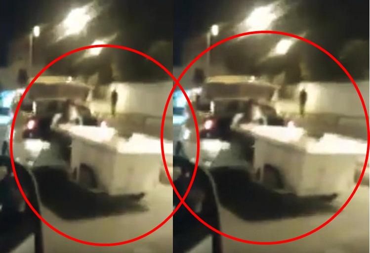 فيديو: سيارة أجرة تنقل بائع حلزون وعربته في الحقيبة الخلفية بتطوان