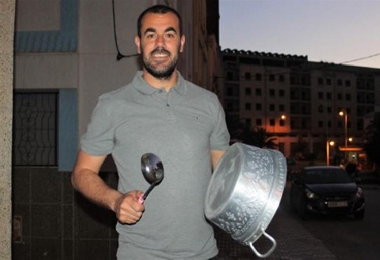 اعتقال ناصر الزفزافي قائد الحراك الاحتجاجي السلمي بالحسيمة