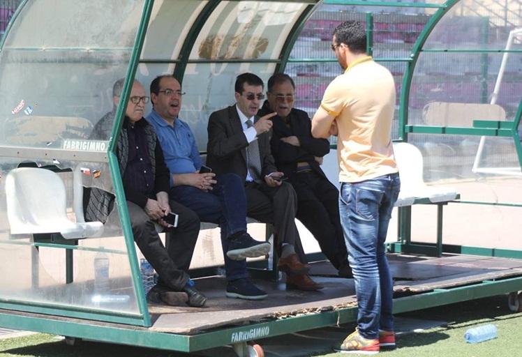 حقيقة تدريب الرباطي فريق المغرب التطواني دون توفره على ديبلوم يؤهله!!